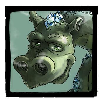 Legendes du Tarn - Dragon