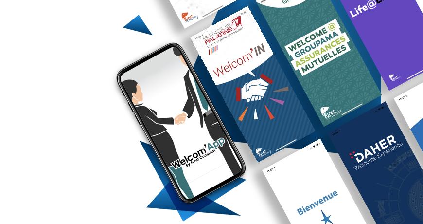 Actualité RH Furet Company - Choix Welcom'App
