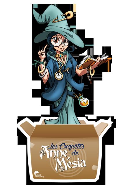 Box Anne Mesia Furet Company