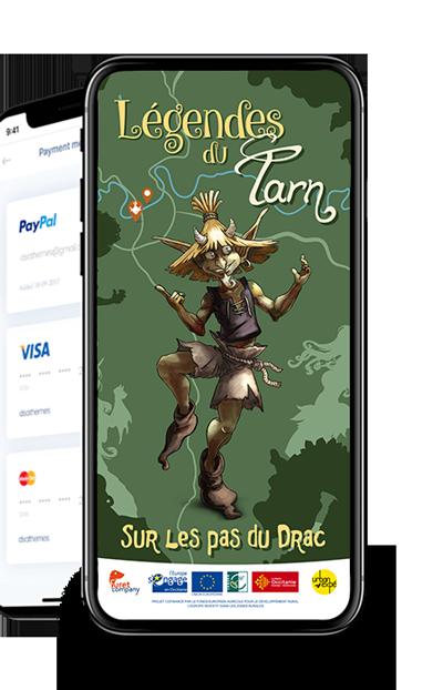Communique de Presse Furet Company - Légendes de Tarn