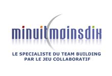 Minuit moins dix - Team building par le jeu collaboratif