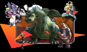 personnages des legendes du tarn