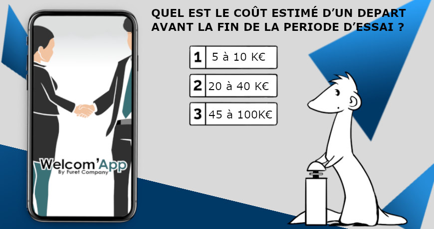 welcom app application rh quiz jeux gamification