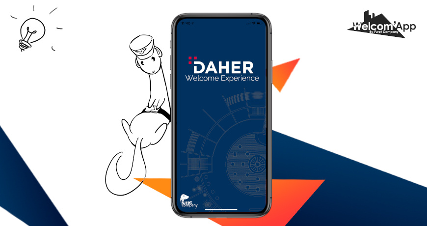 Daher met en ligne son application de Onboarding RH
