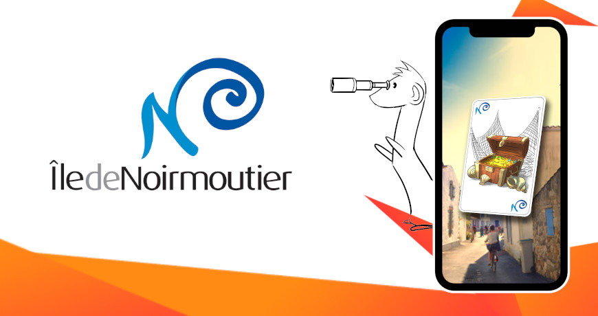 Noirmoutier: une visite augmentée, bientôt une réalité!