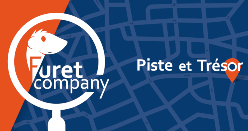 furet company - piste et tresor application mobile jeu de piste digital tourisme