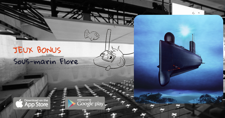 furet company - jeux bonus confinement menu sous marin flore