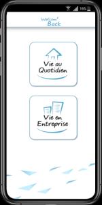 Furet Company | Welcom back appli vie entreprise