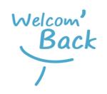 Furet Company | logo Welcom'back