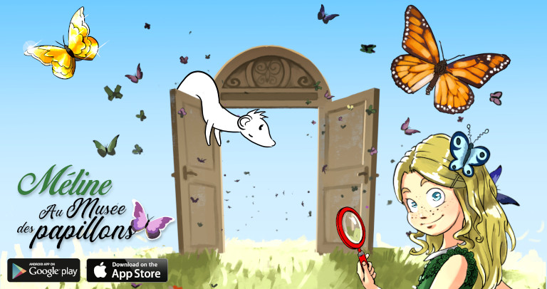 application-ludique-educative-insectes-animaux-papillons