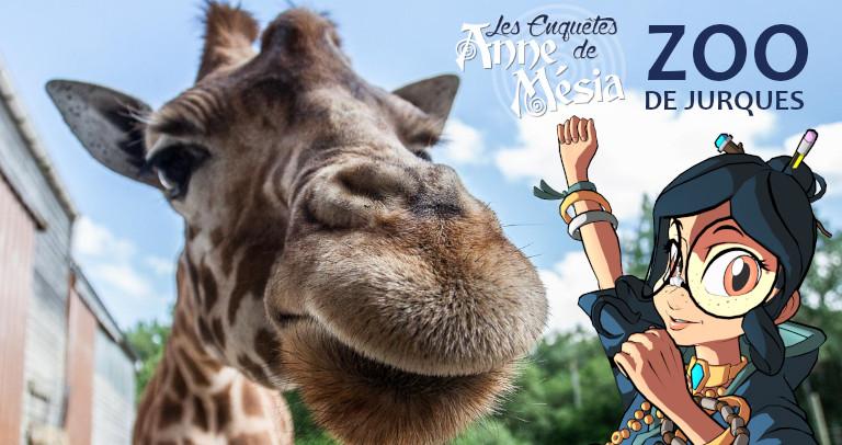 Une application pour mener l'enquête au Zoo