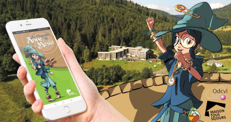 Nouveau parcours ludique en établissement touristique